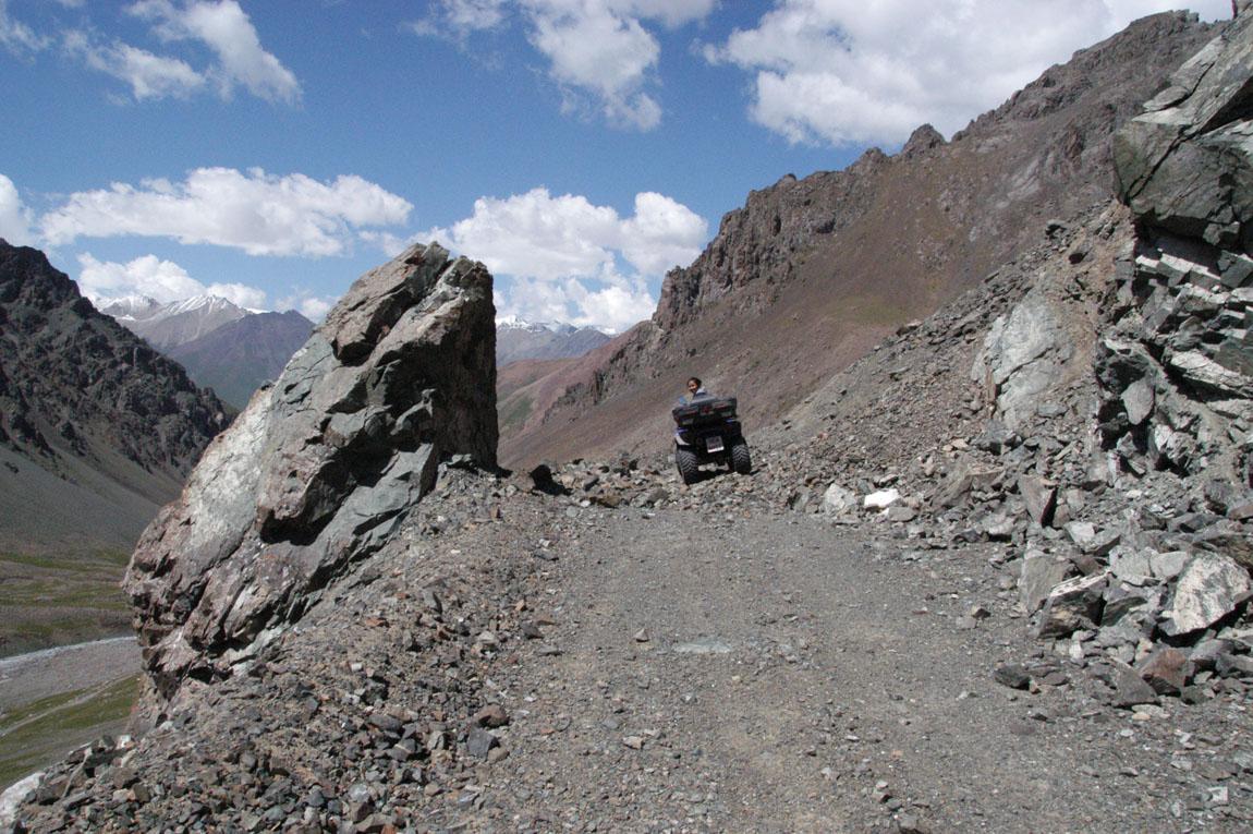 Kyrgyzstan - Tian Shan mountains