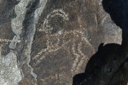 Cholpon-Ata & Petroglyphen