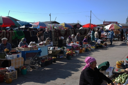 Bosteri - Bazaar