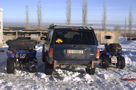Base Camp - Jeep & Quads