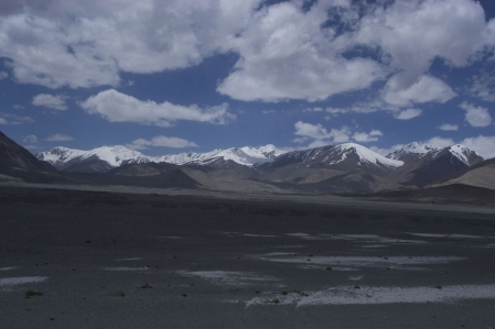 Aghbaha Uybulaq Ashuu - Aghbaha Uybulaq Pass 4.232 m