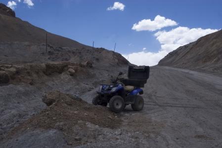 Ak-Baital Ashuu - Ak-Baital Pass 4.655 m