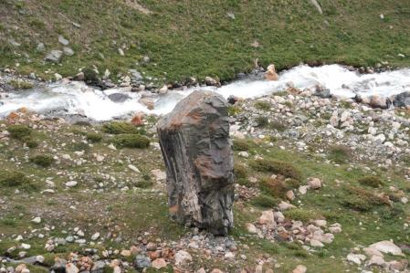 Almaty Ashuu - Almaty Pass 3.599 m