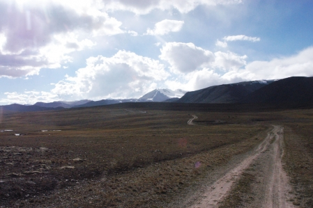 Ara-Bel Ashuu Pass 3.839 m