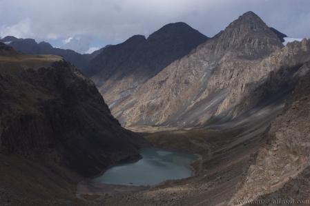 Juuku Ashuu Pass 3.633 m