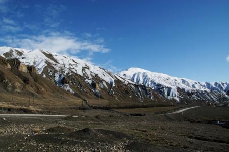Kyzyl-Art Ashuu Pass 4.290 m