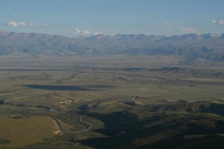 Töö Ashuu Pass 3.586 m