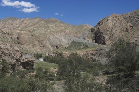 Uch-Chat Ashuu Pass 3.731 m