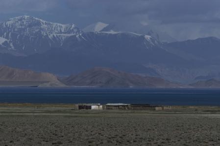 Pamir Mountains
