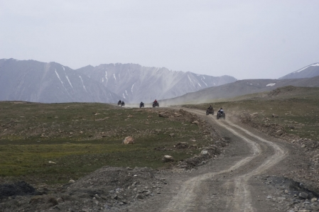 Quad Adventure Tour - M41 Pamir Highway