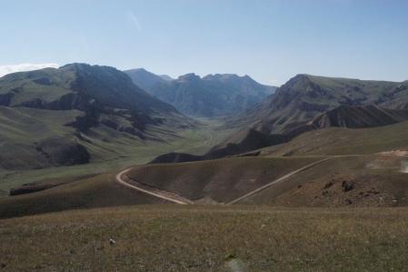 Seidenstraße - Silk road