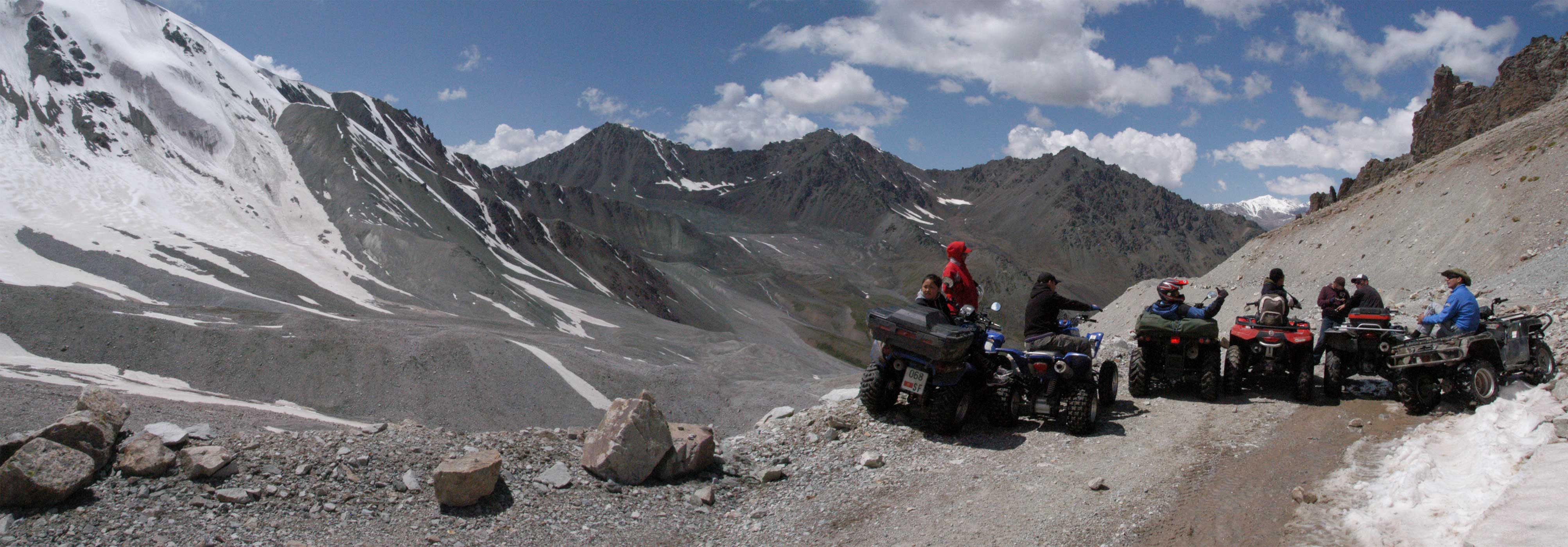 off road quad tours m41 pamir highway