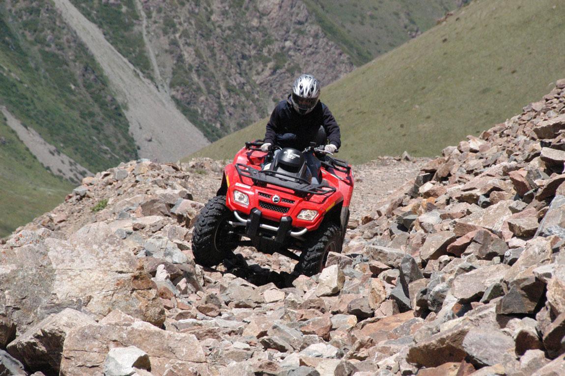 Kök-Ank Ashuu Pass (3.931 m)