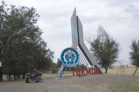 Tokmok - City - Chuy