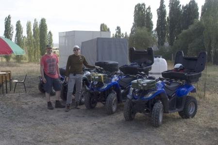 Base Camp - Jeep & Quads