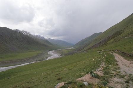 Almaty Ashuu Pass 3.599 m