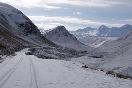 Jalpak Bel Ashuu Pass 3.300 m