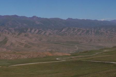 Jonbulak Ashuu Pass 3.018 m