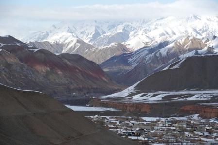 Taldyk Ashuu Pass 3.615 m