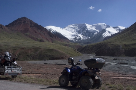 Pamir Gebirge