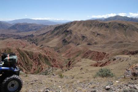 Kongorchok – Konorchek – Konortchok Canyons