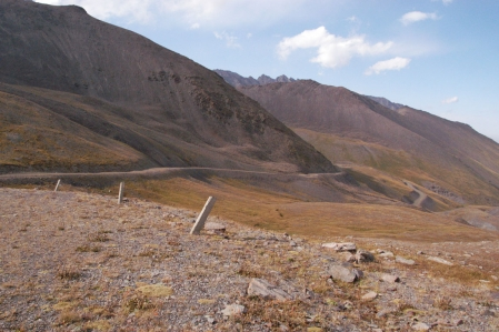 Quad Offroad Tour to Kegety-Pass und in the Konortchok Canyon