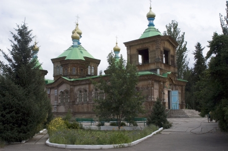 Karakol - District capital